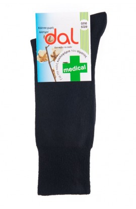 1012 MEDICAL SOCKS- BLACK